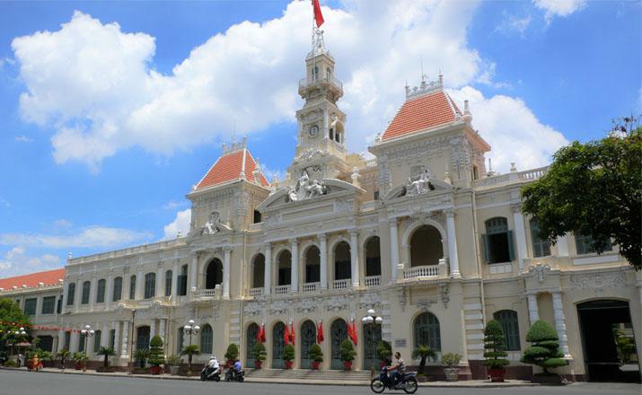 HoChiMinh_人民委員会市庁舎